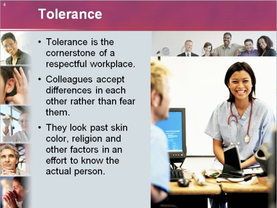 Respect in the Workplace PowerPoint