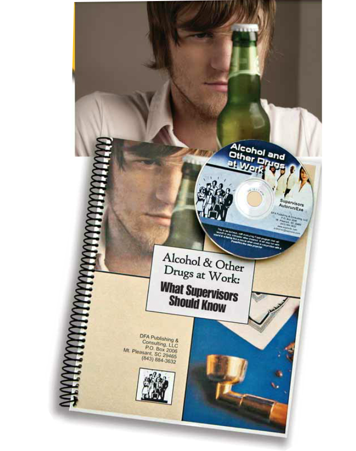 alcohol drug training supervisors