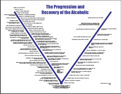 Progression and Recovery of the Addict (Reasonable Suspicion Training Instruction)