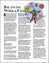E001 Workplace Wellness Program Resource: Balancing Work Family