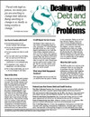 Dealing with Debt and Credit Problems