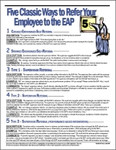 V006 Five Ways to Refer an Employee to the EAP