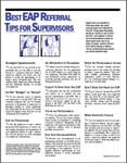 Image for Best EAP Referral Tips for Supervisors