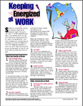 Image for How to Stay Energized at Work