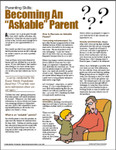 Image for Becoming an Askable Parent