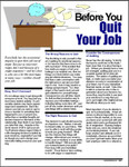 E049 Before You Quit Your Job