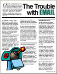 E072 The Trouble with EMAIL