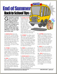 E075 End of Summer: Back to School Tips