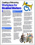 E119 - Creating a Welcoming Workplace for Disabled Workers