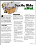E117 - Beating the Blahs at Work