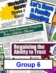 Group 6: 15 Fact Sheets: $17 or Buy All and Save