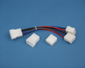 Cable ends only and Y connector (for dual station control) 4-wire