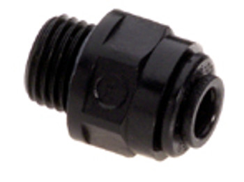 """Straight coupling, 1/4"""" Quick-Connect"""