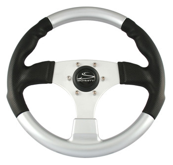 "FANTASY WHEEL -DECORATED INSERTS - 3/4"" TAPERED SHAFT - INCLUDES BLACK PLASTIC CAP"