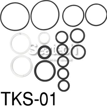 TKS-01 Hynautic Trim Tab Seal Kit