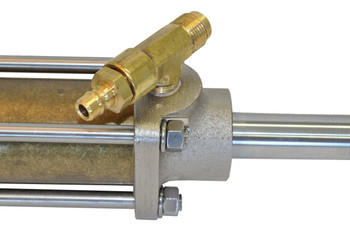"HC5802 Power Steering Cylinder Add 2"" x 9"" Stroke"