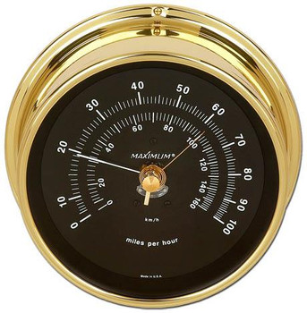 Vigilant – Brass case, Black Dial