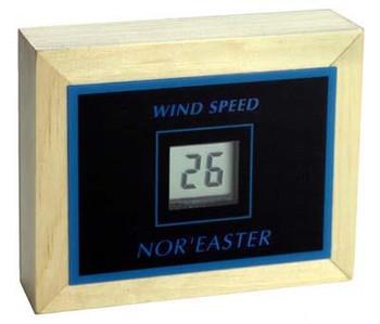 Nor'Easter Repeater – Pine block, 2-digit LCD