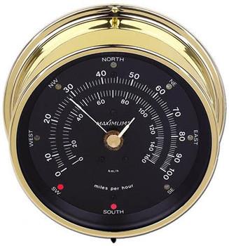 Wireless Maestro – Brass case, Black dial