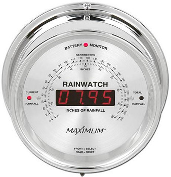 Rainwatch – Chrome case, Silver dial WRNAC