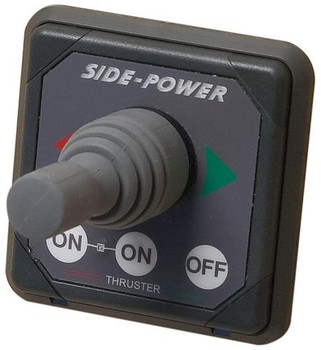 Joystick Thruster Control, With On/Off, 12/24V