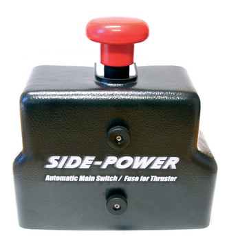 Automatic Main Switch and Fuseholder Compact (without fuse), 24V, IP Rated SM897612-IP