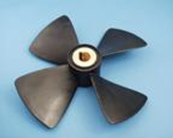 4-Blade Composite Propeller Left Hand Side For 155TC, 200TC-24V, 220HYD