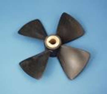 4-Blade Composite Propeller Right Hand Side For 15/20HP, 200-32V/220/240/285TC