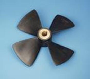 4-Blade Composite Propeller Left HandSide For 15/20HP, 200-32V/220/240/285TC