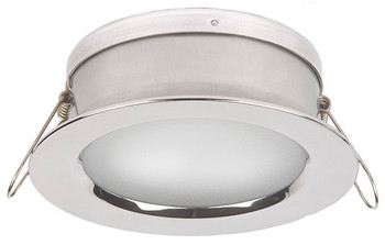 Avalon ILIM10377 105 PowerLED Bi-Color - Stainless Steel Cool White/Blue