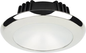 Imtra Sigma Small ILIM32100 PowerLED Downlight - Stainless Steel Warm White