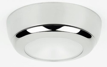Imtra Sigma Surface Mount ILIM32410 PowerLED Downlight - Stainless Steel Cool White