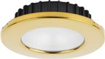 Hatteras ILIM31324 PowerLED - PVD Gold Red