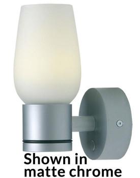 Bonn, White Shade, 11-30VDC  Gold WARM IP20 ILPB20012409