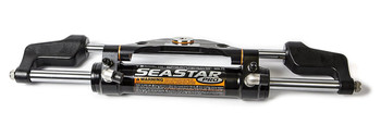 SeaStar HC6345-3 Outboard PRO Front Mount Hydraulic Boat Cylinder