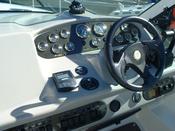 Sport Boat Anchor Windlass Chain Counter Installation SPA-AA560.