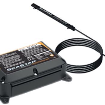 SeaStar Jackplate ProTap and Smartstick Kit (no gauge), Bay/Bass-Mode JC4110
