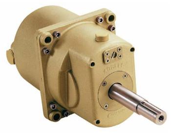 Kobelt 7012-AN Variable Displacement 4.0-12.0 Hydraulic Marine Helm Pump - Cast Bronze Finish with Short Shaft