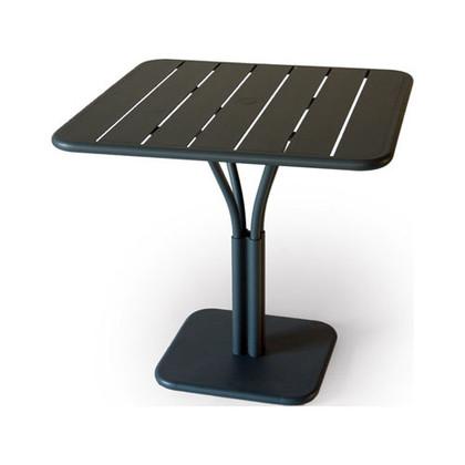 Fermob luxembourg pedestal table bistro patio furniture for Fermob luxembourg table