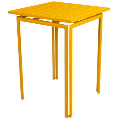 The Costa High table shown in Lemon.