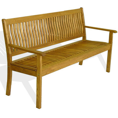 Riviera 3 Seat Bench
