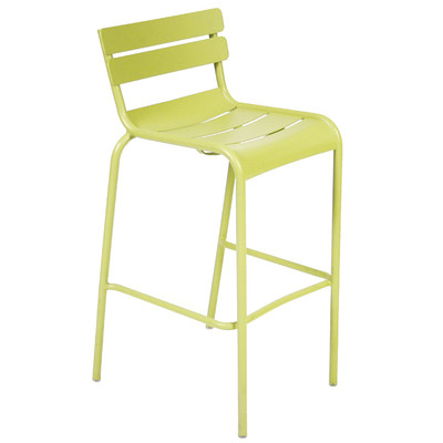 Luxembourg High Stool Verbena Green