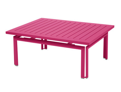 Costa Low Table in Fuchsia
