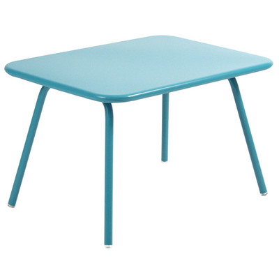 Luxembourg Child table Turquoise