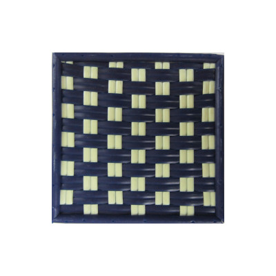 Blue Ivory Square