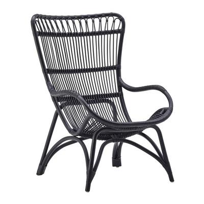 Monet Chair, Matte Black