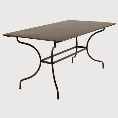 Fermob opera table 46 x 30 bistro patio furniture - Fermob opera table ...