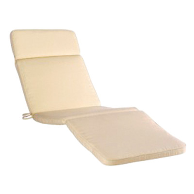 Lounger Cushion -Vanilla