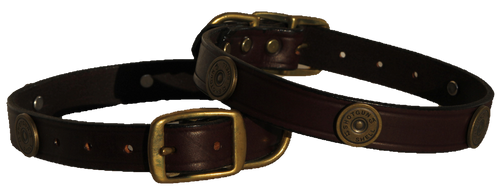 shot shell dog collar