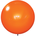 "18"" ORANGE BALLOON BOBBER DURABALLOON REPLACEMENT"